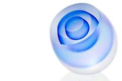 Premio de cristal fotos de archivo