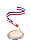 Premio de la medalla de oro Imágenes de archivo libres de regalías
