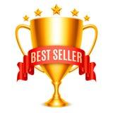Premio del best-seller Immagine Stock Libera da Diritti