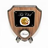 Premio del cuoco unico fotografia stock libera da diritti