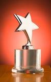 Premio della stella Immagini Stock
