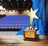 Premio della stella Fotografie Stock