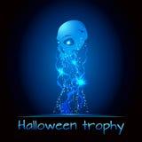 Premio di Halloween Immagini Stock