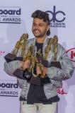 Premios 2016 de la música de la cartelera Imagen de archivo