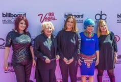 Premios 2016 de la música de la cartelera Imagenes de archivo