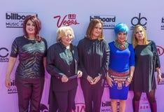 Premios 2016 de la música de la cartelera Fotografía de archivo