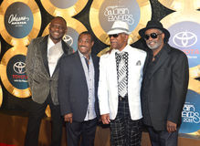 Premios 2014 de la música del tren del alma Fotos de archivo libres de regalías