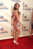 Premios 2009 de la película de Adrina Patridge MTV Fotos de archivo libres de regalías