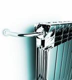 Premise radiator Stock Images