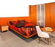 Premium bedroom Stock Photo