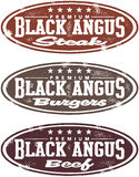 Premium Black Angus Beef Royalty Free Stock Images
