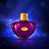 Premium Brand Cosmetic Perfume Bottle Stock Image