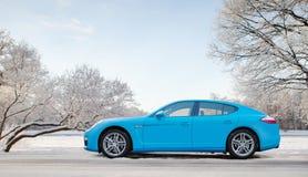 Premium car. Stock Photo