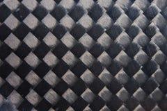 Premium Carbon fiber reinforced part Stock Image