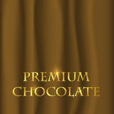 Premium chocolate Stock Image