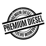 Premium Diesel rubber stamp Royalty Free Stock Photos