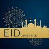 Premium eid festival background design. Vector Stock Photography