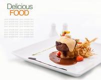 Premium fillet tenderloin steak. Stock Photos