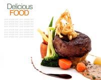 Premium fillet tenderloin steak. Stock Photography