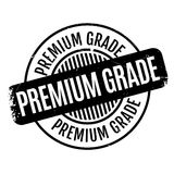 Premium Grade rubber stamp Royalty Free Stock Photo