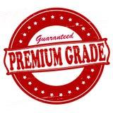 Premium grade. Stamp with text premium grade inside,  illustration Stock Photos