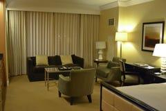 Premium Hotel Room Stock Image