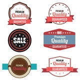 Premium Labels Royalty Free Stock Images