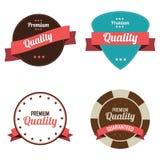 Premium labels Royalty Free Stock Photo