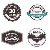 Premium labels Stock Images