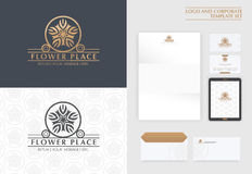 Premium logo Royalty Free Stock Photography
