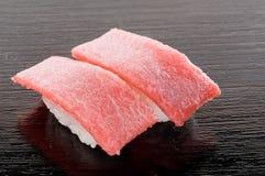 Premium Otoro Sushi Stock Photography