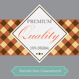 Premium Quality box Design Royalty Free Stock Photography