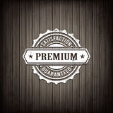 Premium quality emblem Stock Photos