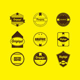 Premium Quality and Guarantee Product Label and Badge Royalty Free Stock Images