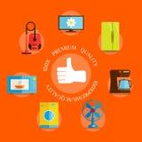 100% premium quality home appliances and Stock Photos