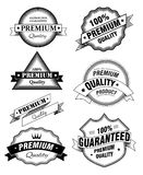 Premium Quality Labels Royalty Free Stock Photo