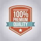 Premium quality. Over gray background. vector illustration vector illustration