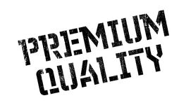 Premium Quality rubber stamp Royalty Free Stock Images