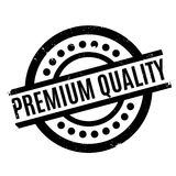 Premium Quality rubber stamp Royalty Free Stock Photography