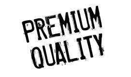 Premium Quality rubber stamp Royalty Free Stock Photos