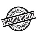 Premium Quality rubber stamp Royalty Free Stock Photo