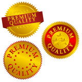 Premium Quality Seals Stock Photography