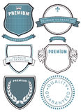 Premium quality symbols Royalty Free Stock Photography