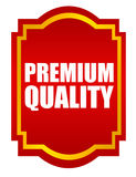 Premium quality ticket Stock Image