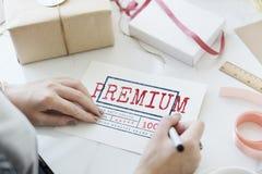 Premium Quality Value Worth Best Graphic Concept Stock Images