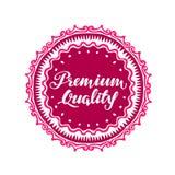 Premium Quality. Vector illustration Royalty Free Stock Image