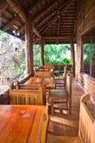 Premium of restaurants. Restaurants in the resort in northern Thailand Royalty Free Stock Photos