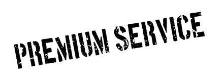 Premium service rubber stamp Stock Photo