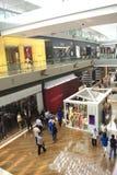 Premium shopping mall Stock Image