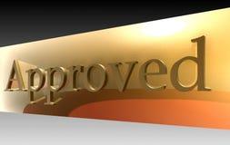 Premium Sign Stock Photo